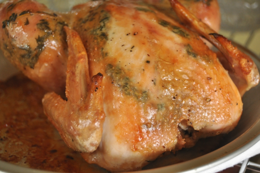 Zuni Roast Chicken Whole
