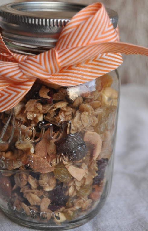 the gift of granola