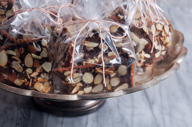 pretzel toffee in bags