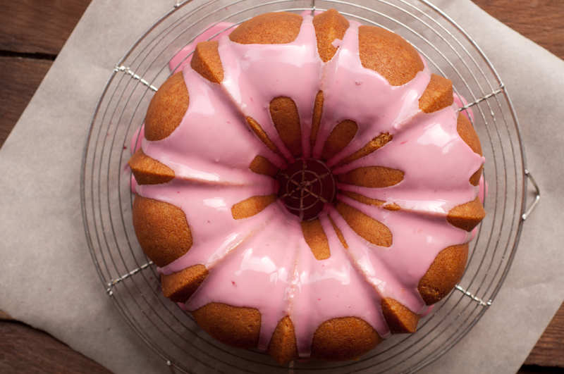 blood orange olive oil cake | fancyfoodfancy
